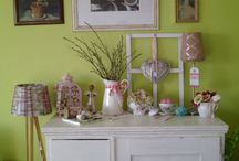 Spring and summer us at Home DIY / DIY, home, desing, pastel