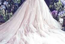 Ball gown wedding