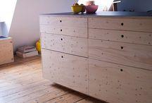 Plywood / Plywood