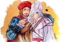 Ezio and Leo
