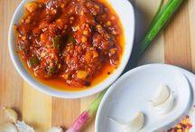 Schezwan/Asian recipes