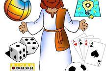 Catholic Games