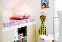 Børneværelse senge