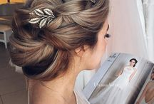 Bridal Hairstyles Updos / DIY updos ideas, beautiful bridal hair styles