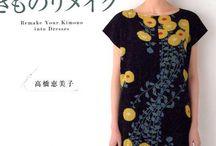 Kimono fabric ideas