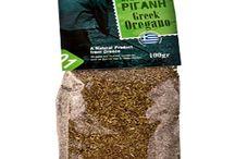 Oregano Mountain Natural Organic Dried Herb Leaf Greek