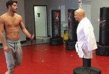 Técnicas de luta