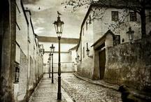 Místo v srdci - Praha