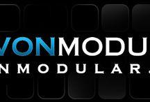 AvonModular Logos