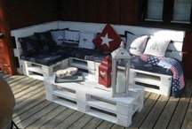 Patio furniture / by Sue Smith