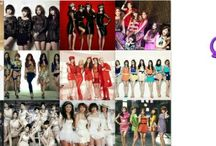 Kpop girls group