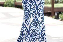 dlhé sukne