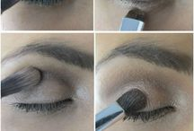 make up( eyes)