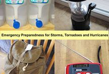 Emergency prepers / by Marisol Mosby
