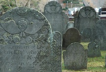 Cemetaries Graveyards / by Beverly Wolf