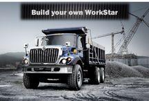 International WorkStar Trucks