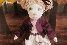 hayalmekan / hand made,clothdoll,doll,sewing,