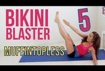Blogilates workouts by Cassey