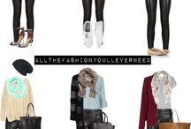 Style: Leggings: Leather