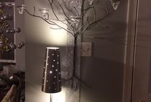Wall decor candle holder