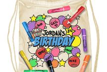 """Birthday Parties with Colortime! /  Sign up for our """"Birthday Club,"""" and as the birthday approaches, we will e-mail you a special """"Birthday Club"""" coupon code for 20% off (minimum order of $20). Along with receiving an exclusive coupon code, you will receive a new exclusive backpack for """"Birthday Club"""" members only - with your order! To receive the free backpack, you must use the coupon code when you check out at Colortime.com. http://www.colortime.com/Birthday-Club-c85.html"""