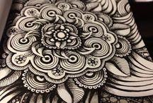 Doodle , Mandala