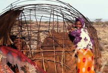 Tribal and  Traditional Homes. / Cultural and traditional homes from all over the world.