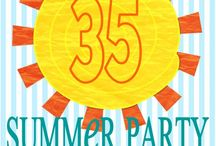 Summer entertaining !:) / Have fun with family and friends