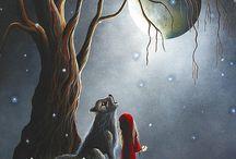 ČČ a vlk...