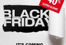 BLACK FRIDAY 2016 / SOLO PER OGGI -> I prezzi più bassi dell'anno!