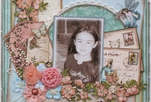 Scrapbooking, Scrap Decor e afins... / by Rosaura Avila