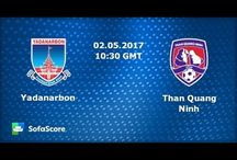 Yadanarbon - Than Quang Ninh II AFC CUP 2017