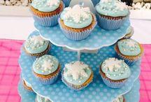 Frozen Cupcakes and cakes / Frozen ideas
