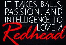 redheads quotes