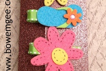 Hair Clips/Head Bands.. for wee~one's.... / by L.r. Smith