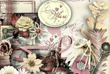Nifty Digital Products / Digital Scrapbooking Products from E-scape and Scrap, The NIFTY Boutique / by E-scape and Scrap