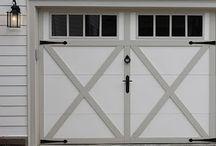 Details - Garage Doors