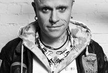 Keith Flint  / Singer Keith Flint