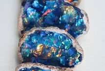 Precious Materials / Stones, Gems, and Natural materials, the kind of things we love to make into our jewelry!