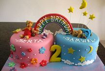 Birthday and occasion cakes