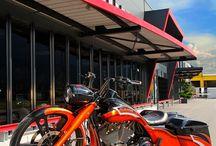 """Touring Harley """"Bagger Road King 26"""" by Vida Loca Choppers / Touring Harley Bagger Road King 26"""" Designed by Vida Loca Choppers in 2016"""