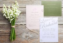 Wedding Stationery / Inspiration for your wedding stationery, from Invitations and R.S.V.P. Cards to Table Plans and Thank You Cards, we have a huge portfolio of bespoke artwork to inspire you.