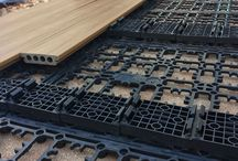 tiling alternatives outdoors