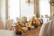 Tablescapes Fall