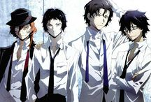 Bungou stray dog