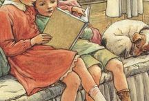 Artist - Cicely Mary Barker / Illustrations of Cicely Mary Barker