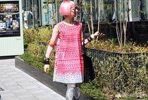 Street style / СТРИТСТАЙЛ ПО-ЯПОНСКИ  Что такое street style по-японски? Берём одежду старшего брата, выбираем самую яркую краску для волос и надеваем на друга одежду своей бабушки! #japan #street_style #wow