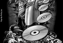 Tattoo hip-hop