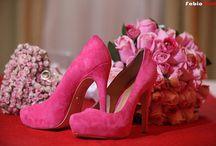 Pretty in Pink Wedding!