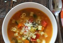 RECIPES to try: SOUP